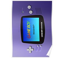 Game Boy Advance Poster
