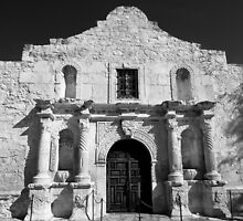 The Alamo, San Antonio by psankey