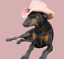 Doberfrau Dude Ranch by Doberfrau