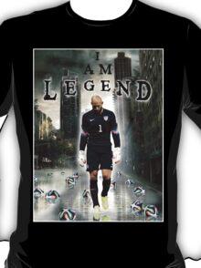 Tim Howard I Am Legend T-Shirt