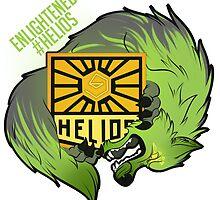 Ingress - HELiOS Enlightened by CupcakeCreature