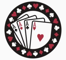 Casino poker aces by Designzz