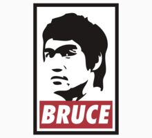 Bruce Lee Obey by Floris155