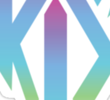Katy Perry - Prism (colorful gradient) Sticker