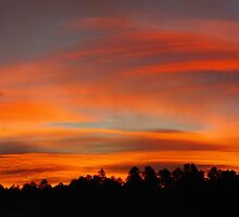 Lenticular Sunrise by Gary Benson