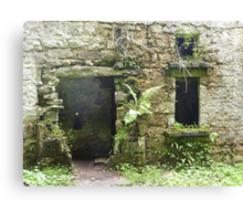 Ghost hunting in Fermanagh 1 Canvas Print