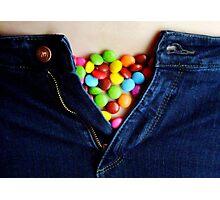 Smartie Pants Photographic Print