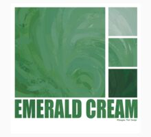 Emerald Cream by Traci VanWagoner