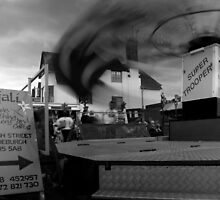 Fairground attractions. by Merlin72