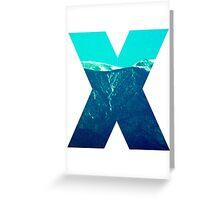 The Rockies X Greeting Card