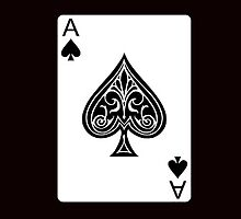 Ace of Spades by JimmyGlenn Greenway