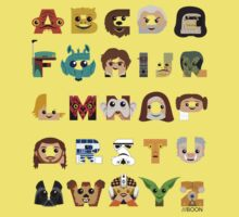 ABC3PO Kids Clothes