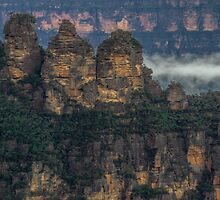 The Three Sisters by VinImagery