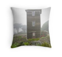 high rise Throw Pillow