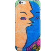 The Mirror has Two Faces iPhone Case/Skin