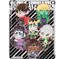 YOUNG AVENGERS iPad Case/Skin