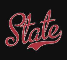 State Script Red  by carolinaswagger