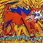 'CAFFEINATED CAT!' by Jerry Kirk