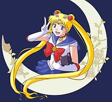 Sailor moon by BarbaraJHarris