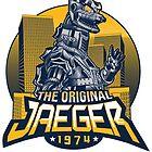 THE ORIGINAL JAEGER by onesheettees