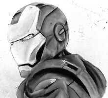 Iron Man Case by TheSociopath