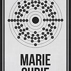 MARIE CURIE - Women Scientist Posters by Hydrogene
