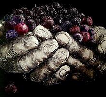 Hands full by Jan Lowe