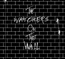 The Watchers On Pink Floyd's Wall by Marconi Rebus