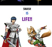 Smash is Life by santo131