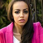 Pink Blazer by jswolfphoto