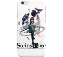 Steins Gate iPhone Case/Skin