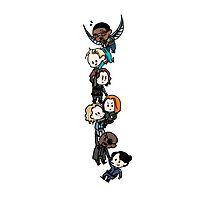 CATWS Chain  by kehinki