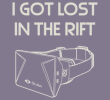 I got lost in the Rift by Zach Adkins