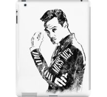 Moriarty- Did you Miss Me?- rough iPad Case/Skin