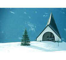 Obsteig - Tirol - Austria Photographic Print