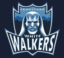 Frostfang White Walkers - Game of Thrones T-Shirt