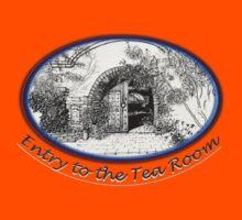 Tohono Chul entry to the Tea Room Kids Clothes