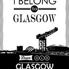 I belong to Glasgow by Stevie B