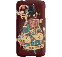 Another world Samsung Galaxy Case/Skin
