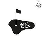 Golf - East Peak Apparel - 18th hole Print by springwoodbooks