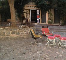 chairs by Robert Elfferich
