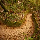 Life is a winding road. Quinta da Regaleira. Sintra by terezadelpilar~ art & architecture