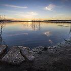 Copeton Dam by Daniel Rankmore
