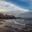 Beach Afternoon by yolanda