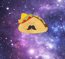 A Gentleman Mexican Galactic Taco by kimidoll