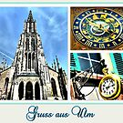 Gruss aus Ulm by ©The Creative  Minds