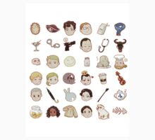 SHERLOCK-ICONS Kids Clothes