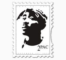 2pac Stamp T-Shirt