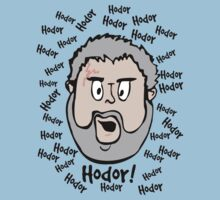 Hodor hodoring by FandomizedRose