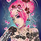 Raspberry ink by MsShyne